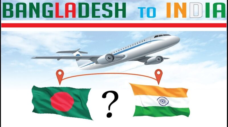 India Bangladesh flight start